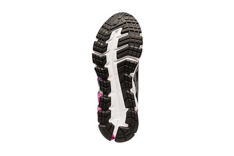 Asics Women's Gel-Quantum 180 5 Running Shoe (Carrier Grey/Pure Silver, Size 8 US)