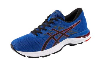 ASICS Men's GEL-Flux 5 Running Shoe (Blue/Black, Size 9.5)