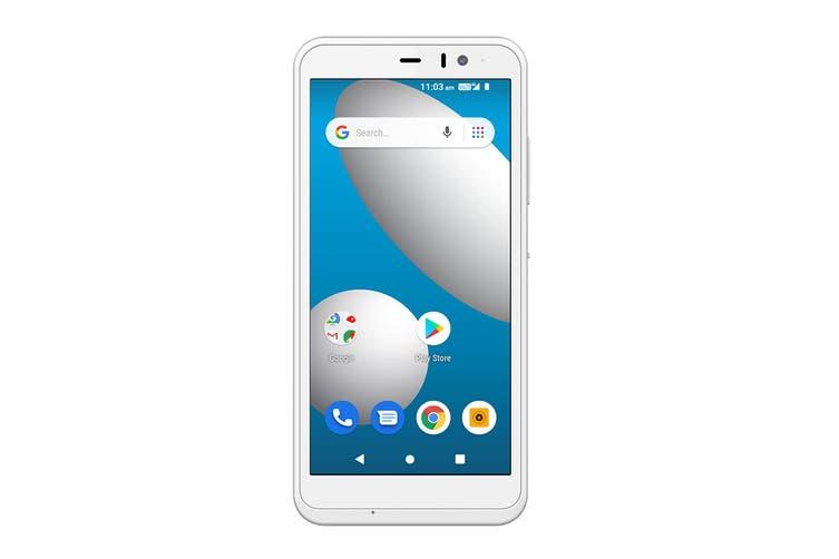 Aspera Jazz 2 White 4G Smartphone