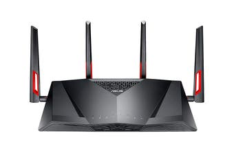 ASUS AC3100 Dual-Band ADSL/VDSL Gigabit Wi-Fi Modem Router with Parental Controls (DSL-AC88U)