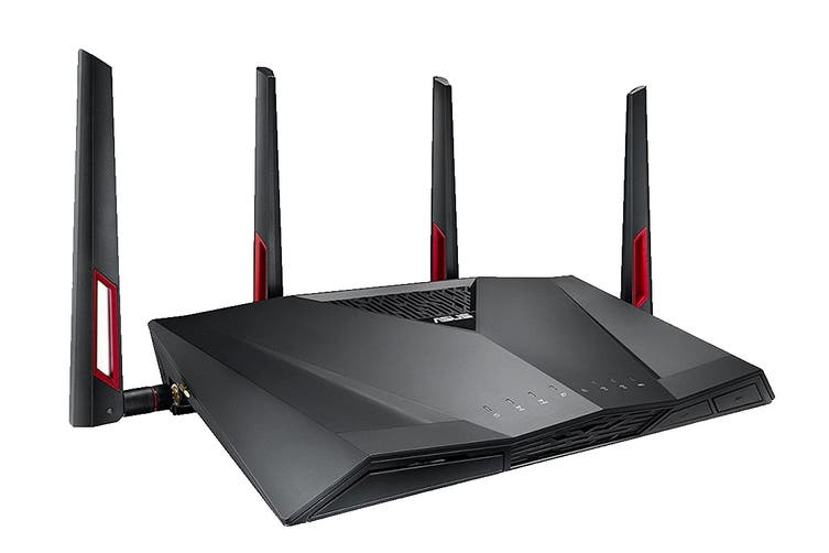 ASUS RT-AC88U AC3100 MU-MIMO Gigabit Wireless Gaming Router (RT-AC88U)