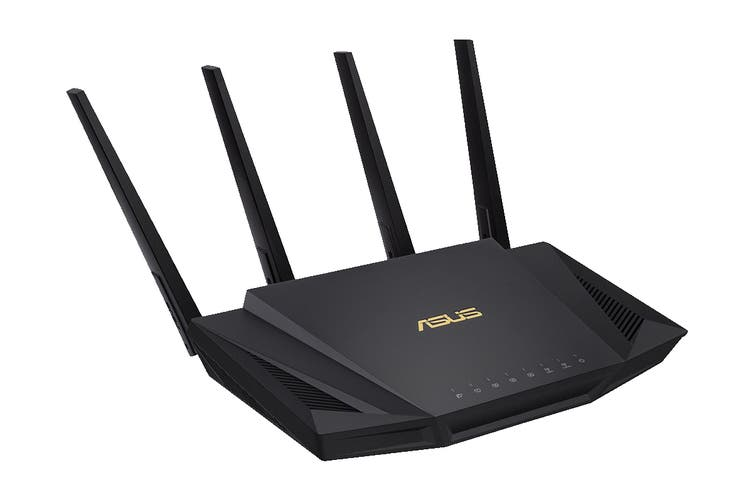 ASUS AX3000 Wifi 6 Dual-Band Gigabyte Router (RT-AX3000)