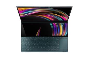 "ASUS 14"" ZenBook Duo Core i5-10210U 8GB RAM 512GB SSD MX250 W10 FHD Dual Screen Laptop (UX481FL-BM002T)"
