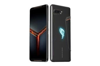Asus ROG Phone II ZS660KL (8GB RAM, 128GB, Black) - CN spec with Google Play