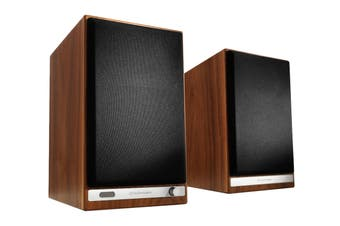 Audioengine HD6 Powered Speakers (Walnut)