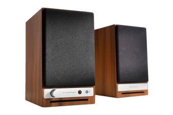 Audioengine HD3 Powered Desktop Speakers (Walnut)