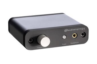 Audioengine D1 24-Bit DAC/Headphone amp (Grey)