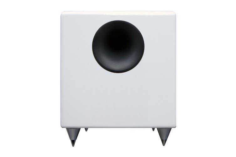 Audioengine S8 Powered Subwoofer - Hi-Gloss White (90022005)