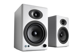 Audioengine 5+ Wireless Powered Speakers Pair - Gloss White (90023810)