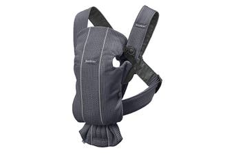 BabyBjorn Baby Carrier Mini (Anthracite/Mesh)