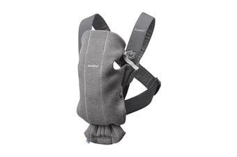 BabyBjorn Baby Carrier Mini (Dark Grey Jersey)