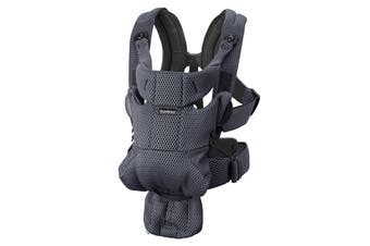 BabyBjorn Baby Carrier Move (Anthracite Mesh)