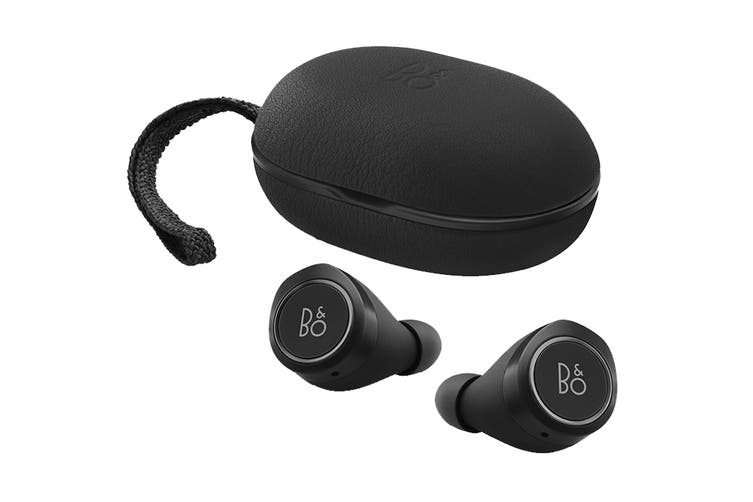 B&O BeoPlay E8 1.0 Wireless Headphones - Black