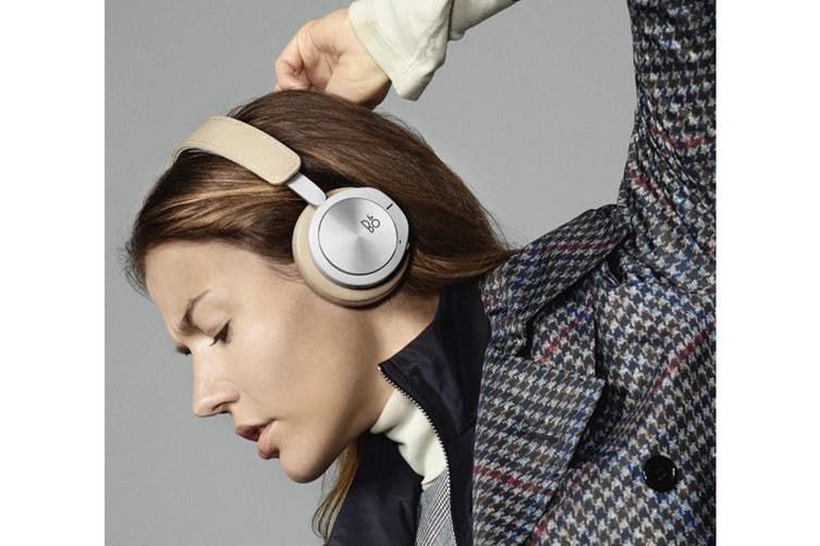 B&O BeoPlay H8i Wireless Over & On Ear Headphones - Natural