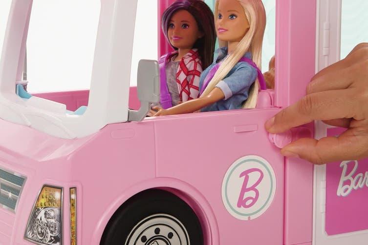 Barbie 3-in-1 Dream Camper Playset