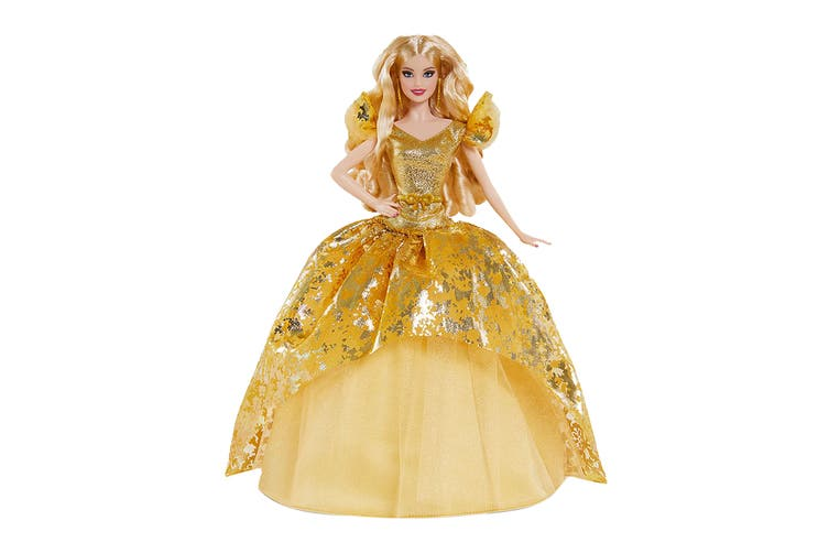 Barbie 2020 Holiday Collectable Doll