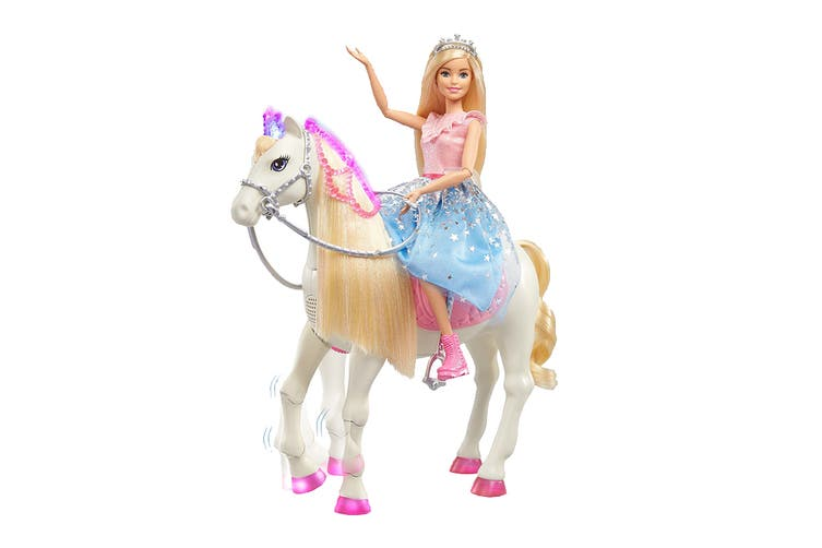 Barbie Princess Adventure Prance & Shimmer Horse