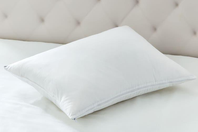 Renee Taylor Set of 2 Comfort Zip Pillow