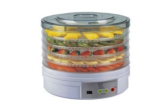 Kitchen Couture Food Dehydrator - Digital Deluxe (Round)