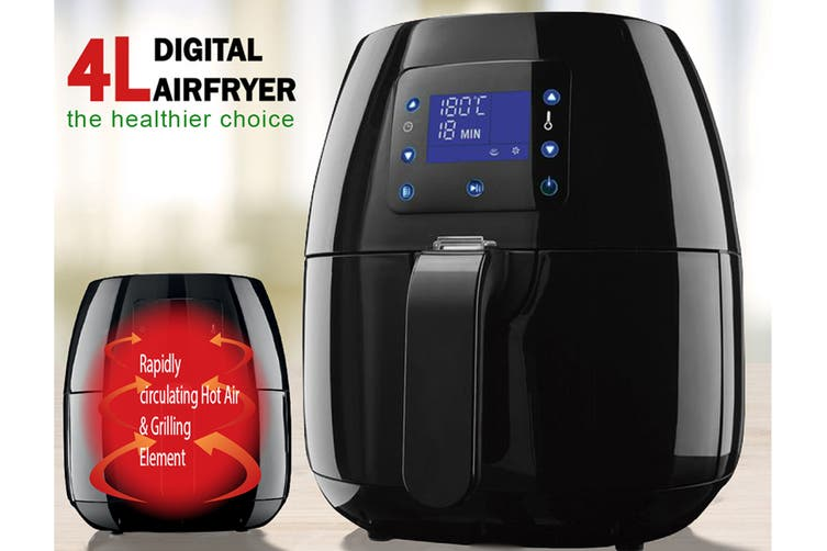 Kitchen Couture 4L Air Fryer