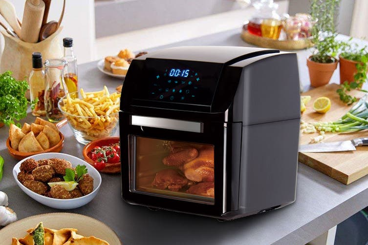 Kitchen Couture 14L 1500W Digital Air Fryer