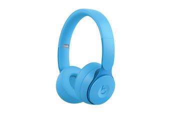 Beats Solo Pro Wireless Noise Cancelling Headphones (Light Blue)