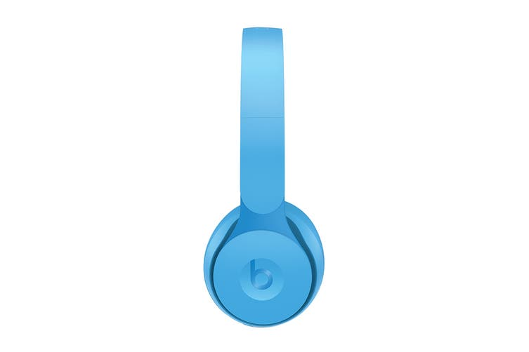 Beats Solo Pro Wireless Noise Cancelling Headphones (Light Blue)