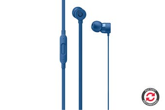urBeats3 Earphones with 3.5mm Plug Refurbished (Blue) - A+ Grade
