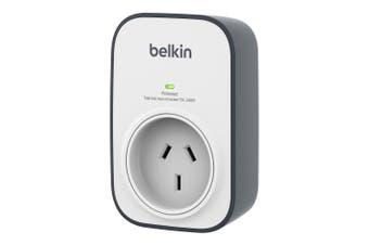 Belkin SurgeCube 1 Outlet Surge Protector (BSV102AU)