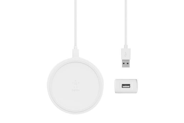 Belkin BOOST↑UP™ 10W Wireless Charging Pad White (F7U082auWHT)