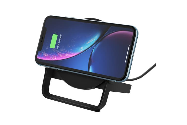 Belkin BOOST↑UP™ 10W Wireless Charging Stand Black (F7U083auBLK)