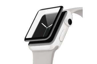 Belkin Screenforce UltraCurve Water Resistant Screen Protection for Apple Watch Series 3/2, 42mm (F8W918TT)