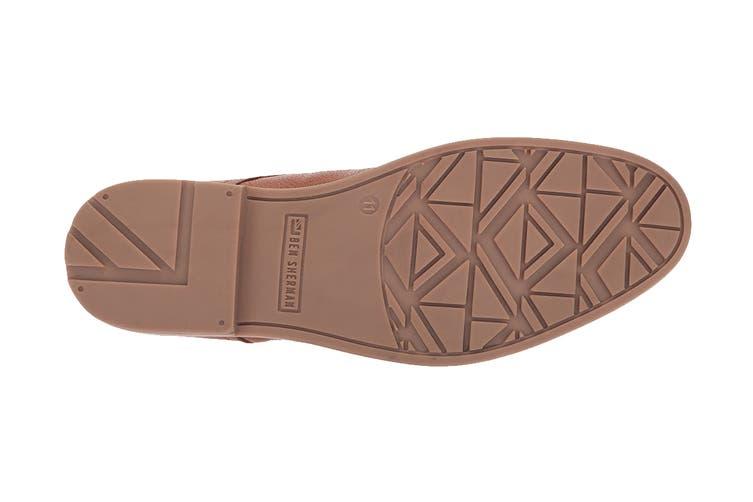 Ben Sherman Men's Birk Shoe (Tan, Size 8.5 US)