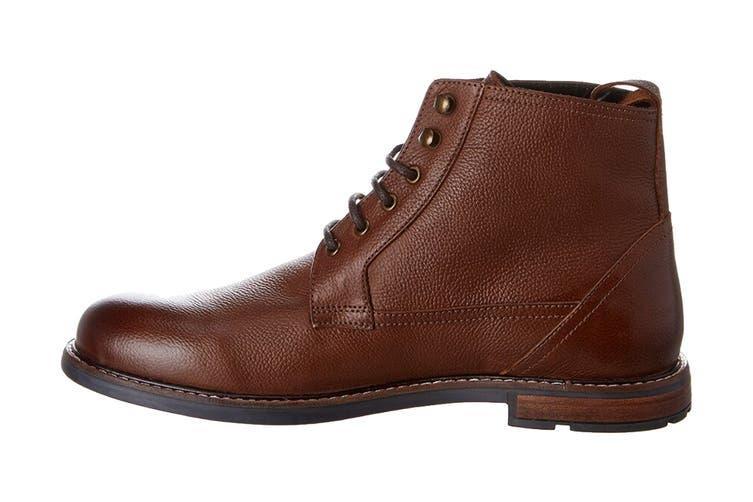 Ben Sherman Men's Brent Boot (Dark Brown, Size 9 US)