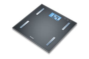 Beurer Digital Glass Body Fat Bathroom Scale (BF180)