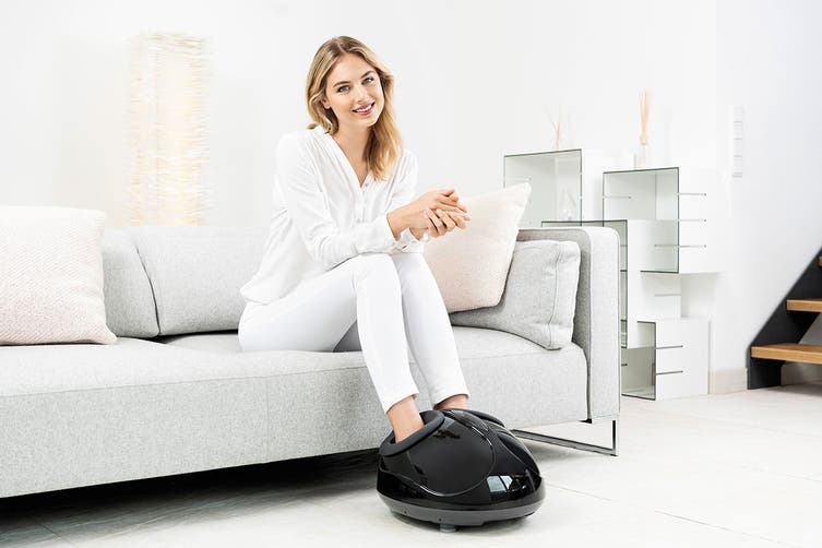 Beurer Air Compression & Shiatsu Foot Massager (FM90)