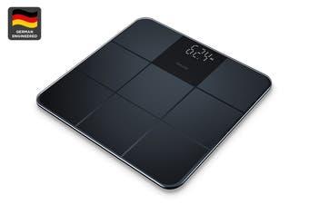 Beurer Digital Glass Scale - Black (GS235)