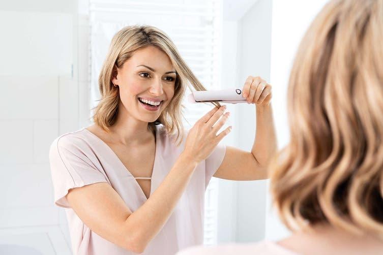 Beurer Rechargeable Hair Straightener (HS20)