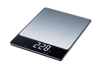 Beurer Digital Xl Kitchen Scale - Stainless Steel (KS34STL)