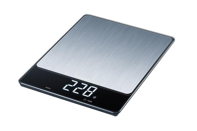 Beurer Digital Xl Kitchen Scale - Stainless Steel (KS34STL)