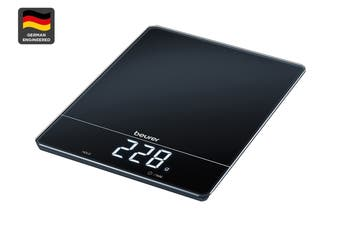 Beurer Digital Glass Kitchen Scale with 15kg Capacity (KS34)