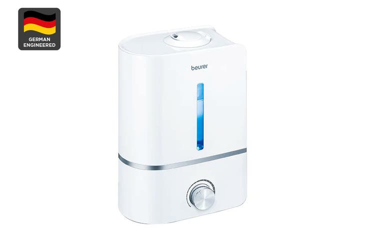 Beurer Air Humidifier with Aromatherapy & Water Filter (LB45)