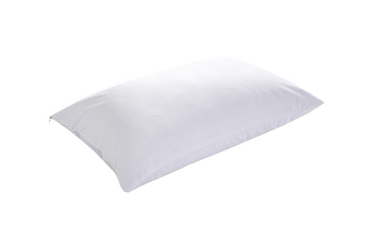 Bianca Velour Touch Deluxe Cotton Waterproof Pillow Protector