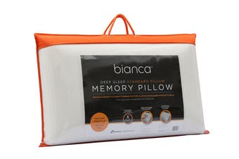 Bianca Deep Sleep Memory Foam Pillow (Standard Profile)
