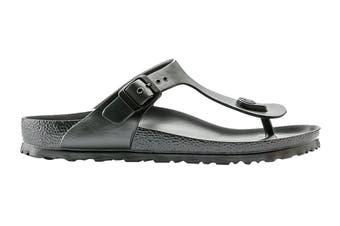 Birkenstock Unisex Gizeh EVA Sandal (Black)