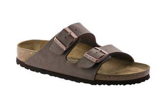 Birkenstock Arizona BF-Nubuck Sandal (Mocha)
