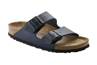Birkenstock Arizona BF SFB Blue Sandal