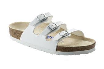 Birkenstock Florida BF SFB Sandal (White)