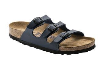 Birkenstock Florida BF SFB Blue Regular Fit Sandal (Size 36 EU)