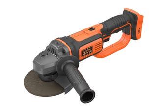 Black & Decker 18V 125mm Angle Grinder (BCG720N-XE, Skin Only)